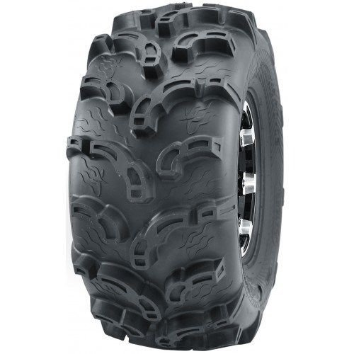 One New Premium ATV Tire AT 25x11-10 25x11x10 6PR P375 Ultra Deep Tread -10216