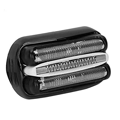 Electric Shaver Foil Head, Shaver Replacement Blade Foil Head Accessory 32B Fit for Braun 3 Series 300S / 301S / 310S