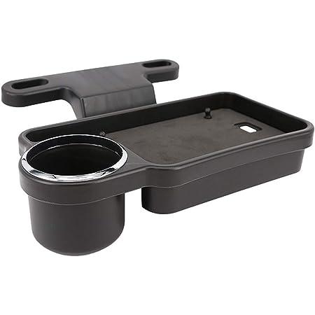 Yuip Intvn Multifunktion Auto Wasser Getränkehalter Folding Design Auto Hintere Reihe Getränkehalter Auto Platte Aufbewahrungsbox Auto