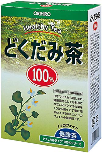 オリヒロ オリヒロ オリヒロ NLティー100% どくだみ茶 1セット(26包×2箱) お茶
