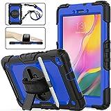 SEYMAC Stock Samsung Galaxy Tab A 8.0 SM-T290/T295/T297 Case, Shockproof...