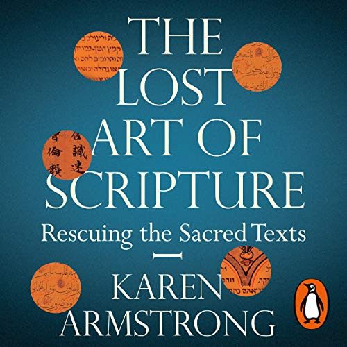 The Lost Art of Scripture cover art
