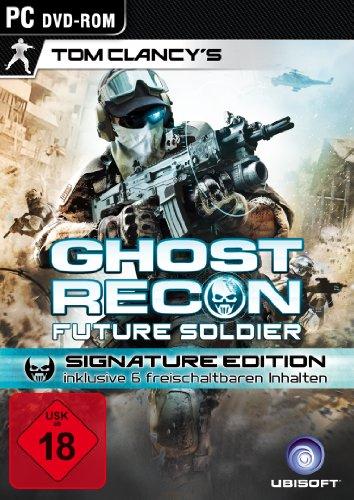 Tom Clancy's Ghost Recon: Future Soldier - Signature Edition Uncut [Edizione: Germania]