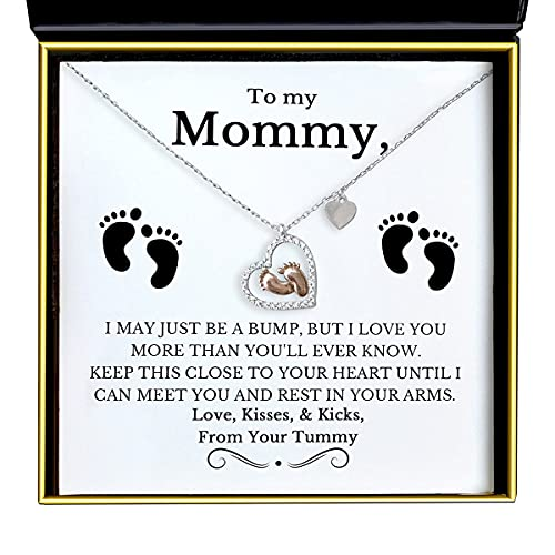 Aphrodite's Pendant Necklace New Mom Gifts for Women, Pregnancy Gifts...
