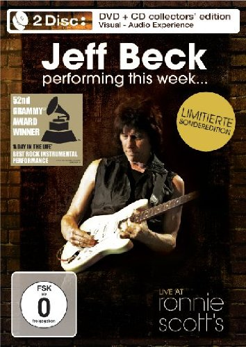 Jeff Beck - Performing This Week... Live at Ronnie Scott's [Limited Collector's Edition] [2 DVDs]