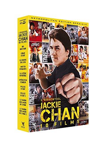 Jackie Chan, l'essentiel 10 Films