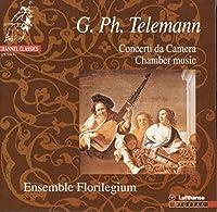 Telemann: Chamber Music by Florilegium