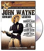 John Wayne: Cowboy Legend [DVD]