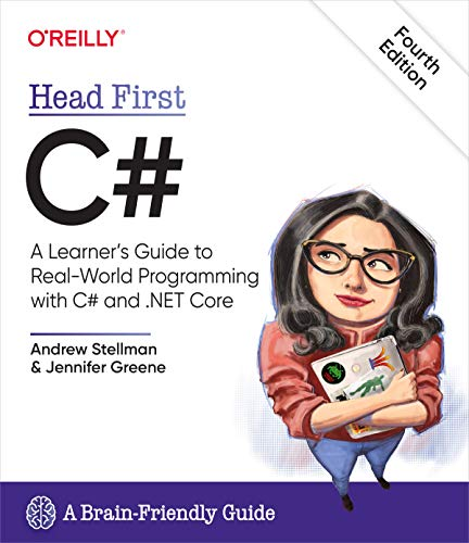 Head First C#: A Learner's Guide to…
