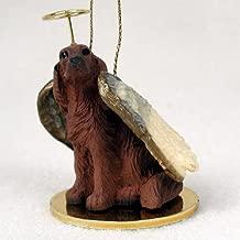 Irish Setter Pet Angel Ornament by Conversation Concepts