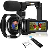 4K Camcorder Videokamera 48.0MP1...