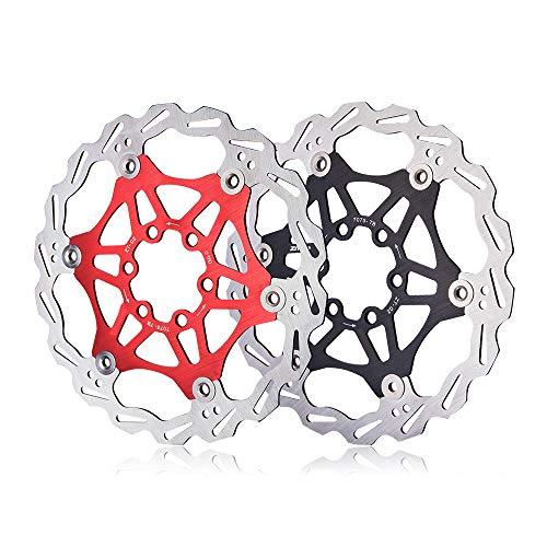 La bicicleta de ciclo rotores de freno, Rotor de freno de disco...