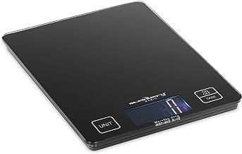 Steinberg Basic SBS-TW-8000 Balance De Cuisine Ménage Électronique P?se-Aliment Pâtisserie Numérique (8 kg max., ± 1 g, Un...