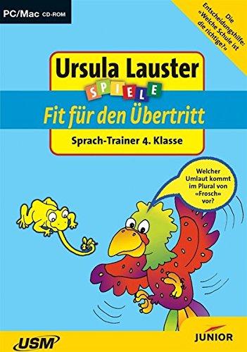 Fit für den Übertritt - Sprach-Trainer 4.Klasse [import allemand]