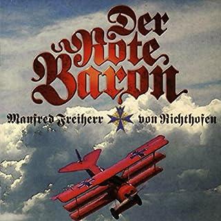 Der Rote Baron. Manfred Freiherr von Richthofen Titelbild