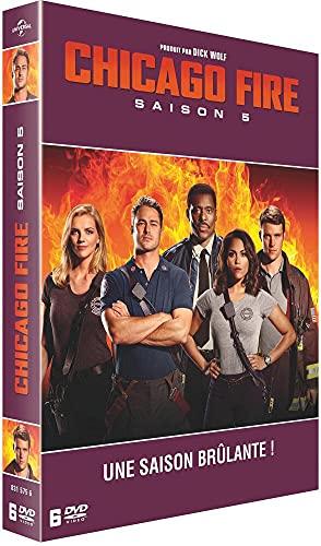 51PW GN8VIS. SL500  - Chicago PD, Fire et Med : Premier crossover de la saison, dès ce soir sur NBC