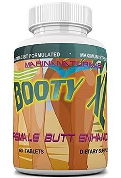 Booty XL Best Female Butt Enhancement & Enlargement Pills Get a Firm Fuller & Sexy Buttocks Butt Enhancer 2600Mg Formula  The Most Dense & Complete Formula Online .
