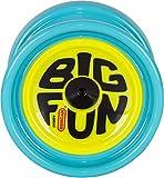 Duncan Toys Big Fun Yo-Yo [Blue & Yellow], Unresponsive Pro Level Yo-Yo, Concave Bearing