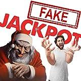 Scherzartikel - Fake Lotto Gewinn - Jedes Los beinhaltet einen Jackpot - Der ultimative Streich! Der...