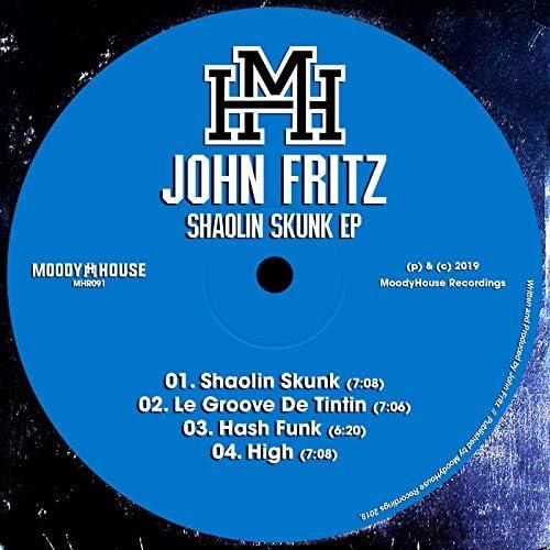 John Fritz