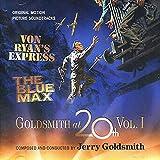 Goldsmith at 20th, Volume 1: Von Ryan's Express / The Blue Max (Original Motion Picture Soundtracks)
