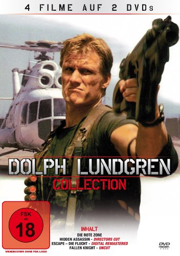 Dolph Lundgren Collection [2 DVDs]