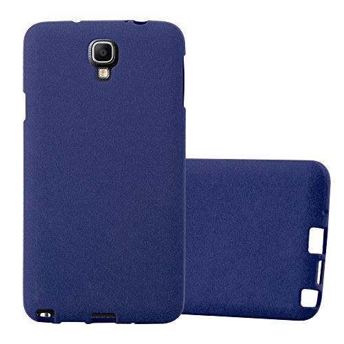 Cadorabo Funda para Samsung Galaxy Note 3 Neo en Frost Azul Oscuro...