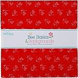 Riley Blake Designs Bee Basics Vorgeschnittene