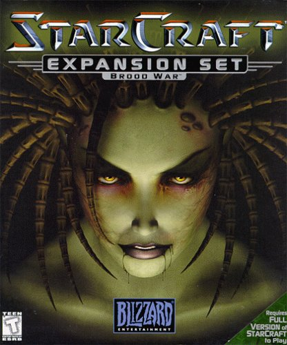 StarCraft Expansion Pack: Brood War - PC