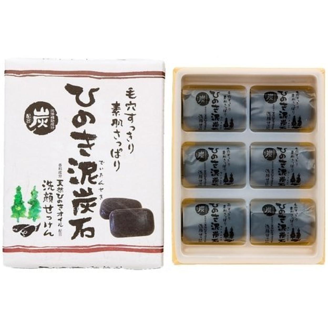 ダイジェスト注釈もしひのき泥炭石 すっきりタイプ 黒 30g×6個入