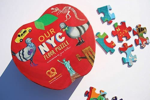mejor vendido Our NYC Floor Puzzle by by by Cardborders  marca
