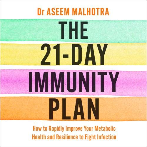 The 21-Day Immunity Plan cover art