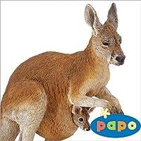 papo(パポ社)フィギュア 50188 カンガルーの親子