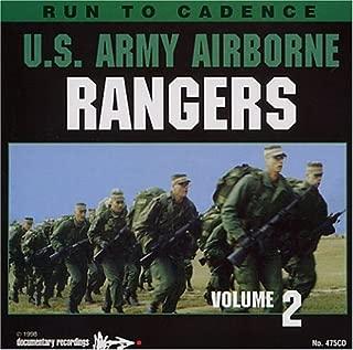 Run To Cadence W/ The U.S. Army Airborne Rangers Vol. 2