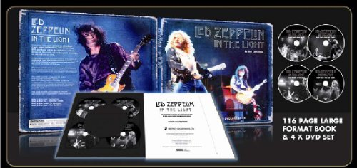 Led Zeppelin - In The Light (4 DVD-Deluxe Edition + 116-seitiges Buch!) [Special Edition]