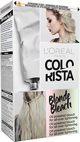 L'Oréal Paris Colorista Bleach Decolorazione ad Olio per una Schiaritura Completa