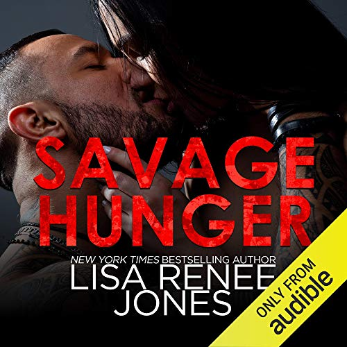 Savage Hunger Audiobook By Lisa Renee Jones cover art