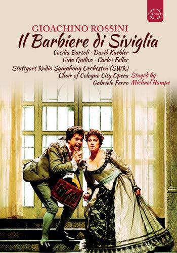 Rossini: Il Barbiere Di Siviglia [USA] [DVD]