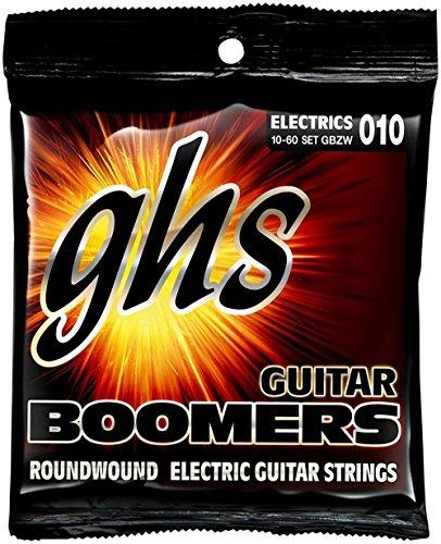 GHS BOOMERS >ZAKK WYLDE SIGNATURE< String Set voor elektrische gitaar - GBZW - 010/060