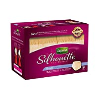 Depend Silhouette for Women Briefs - Maximum Absorbency - Large/Extra Large - 40 ct. by Depend