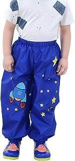 comprar comparacion Pantalones Impermeables de Dibujos Animados para Lluvia Ropa de Lluvia para niños y niñas Jugar al Aire Libre