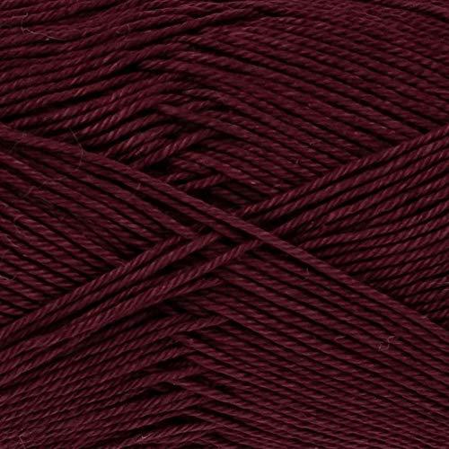 King Cole Giza - Ovillo de lana para tejer (algodón, 4 capas, 50 g) 3466 Morera: Amazon.es: Hogar