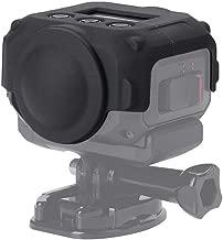Andoer Camera Protective Lens Cover Silicone Cover Case for Garmin VIRB 360 Camera