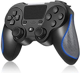 Controlador sem fio para Playstation 4 / Pro/Slim/PC, Gamepad sem fio RegeMoudal para PS4 Joystick de bateria recarregável...