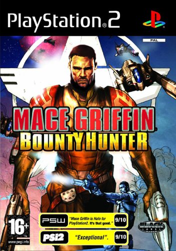 Vivendi Mace Griffin - Juego (PS2, PlayStation 2, Tirador, T (Teen))