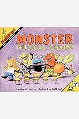 Monster Musical Chairs (MathStart 1) Paperback