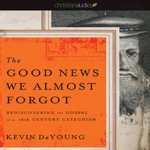 The Good News We Almost Forgot audiobook cover art