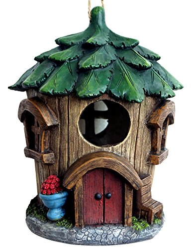 Harmony Fountains The Bright Tree House Vogelhaus 22,9 cm HF-BH-002