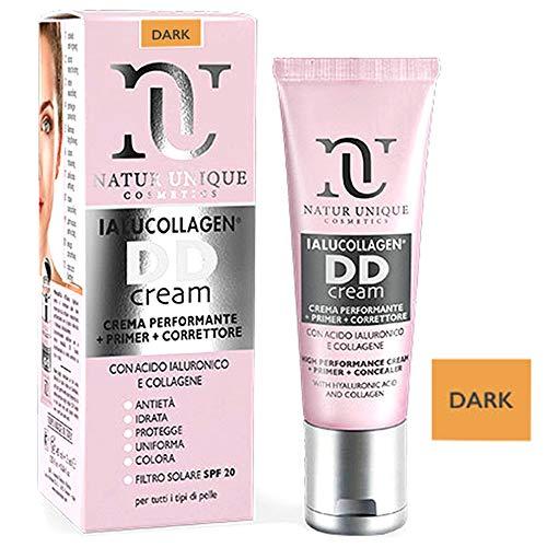 Natur Unique - Ialucolágenen DD Cream - DD Cream - Dark