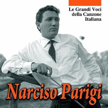 Le grandi voci della canzone Italiana - Narciso Parigi